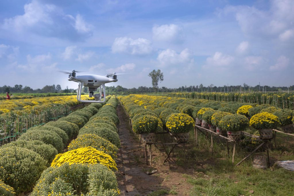 IoT sensors agriculture precision sustainability monitoring devices